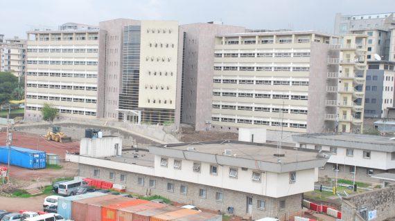UN-ECA New Office Facility Building Inauguration